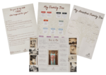 Memory and Activity Gift Boxes